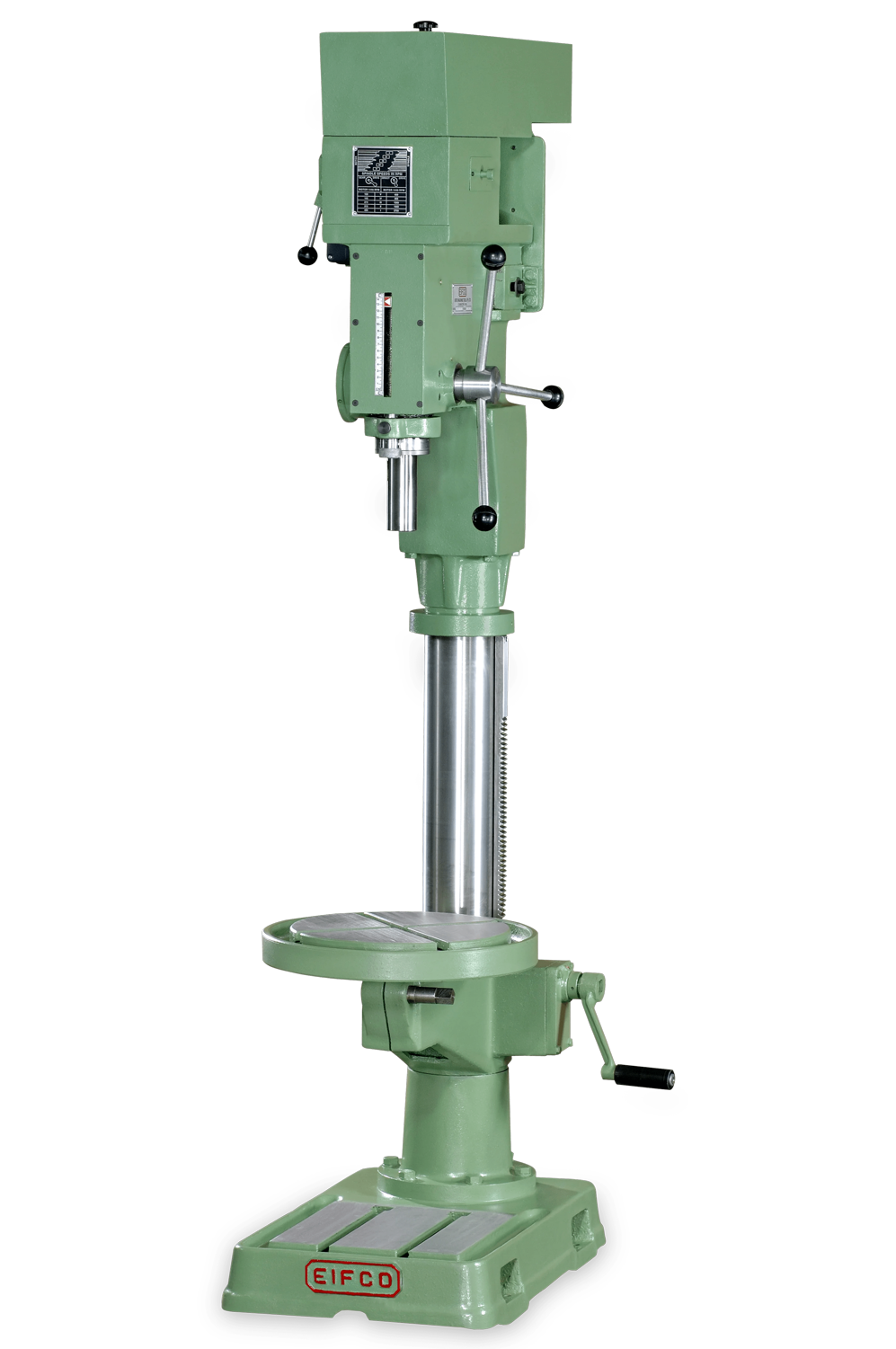 Eifco -Pillar Drilling Machine (Heavy Duty) - Manual Feed