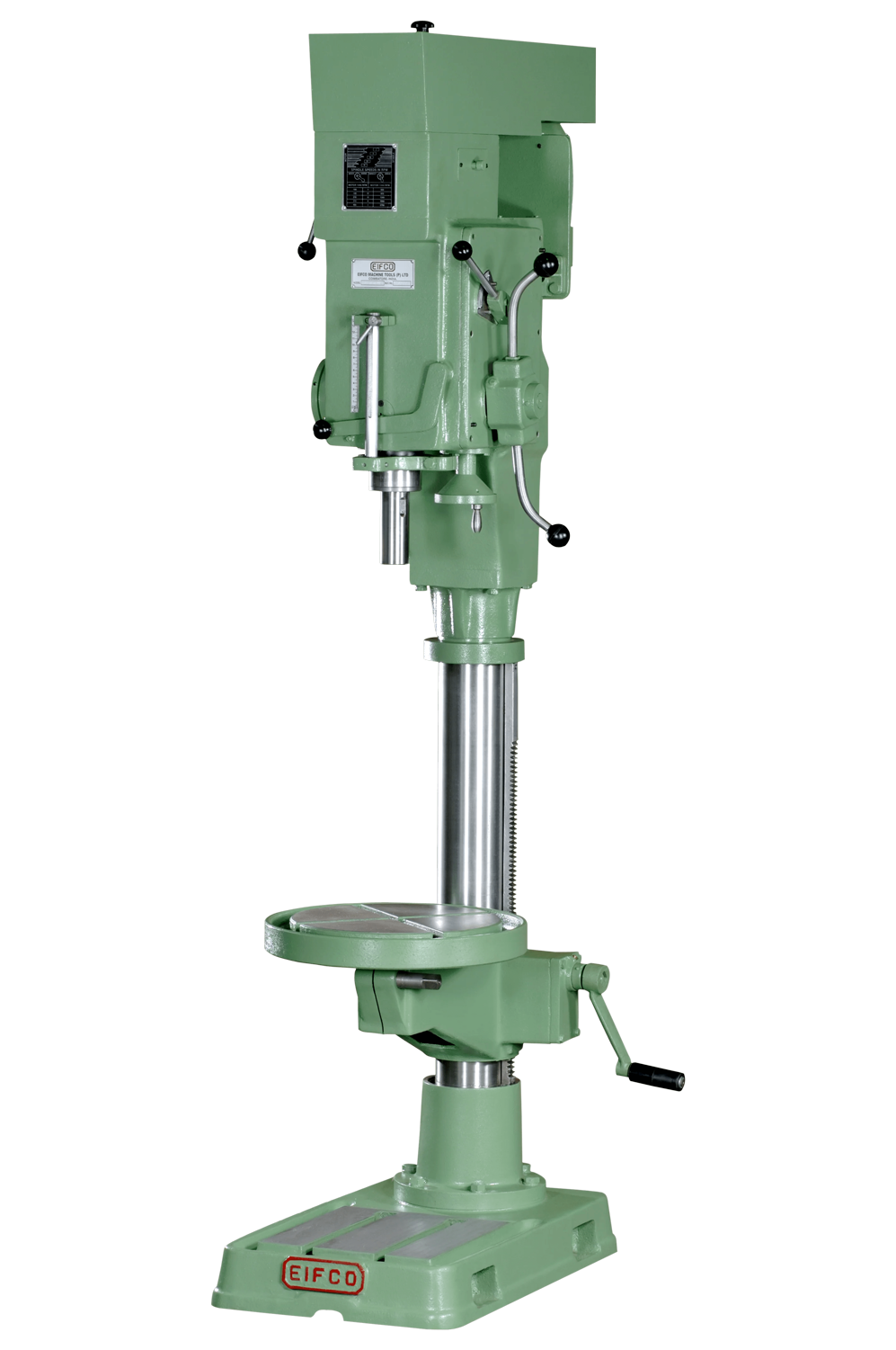 Eifco -Pillar Drilling Machine (Heavy Duty) - Auto Feed 25mm