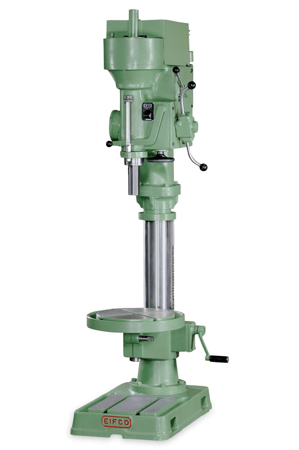 Eifco -Pillar Drilling Machine (Heavy Duty) - Auto Feed 38mm