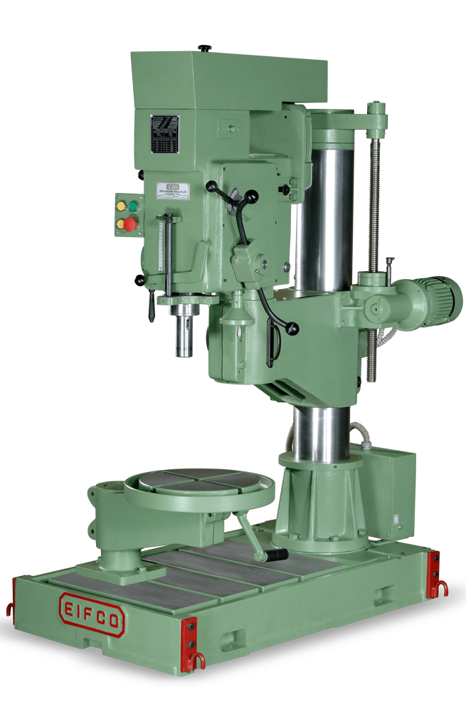 Eifco - Radial Drilling Machine - Auto Feed